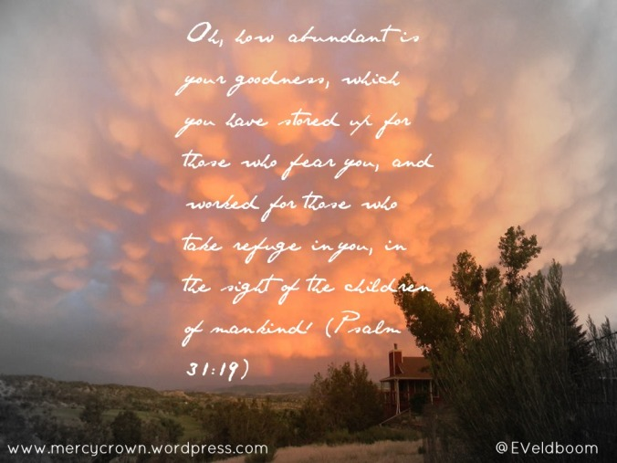 Clouds with Scripture 2